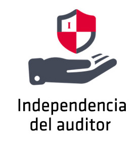 Independencia del auditor